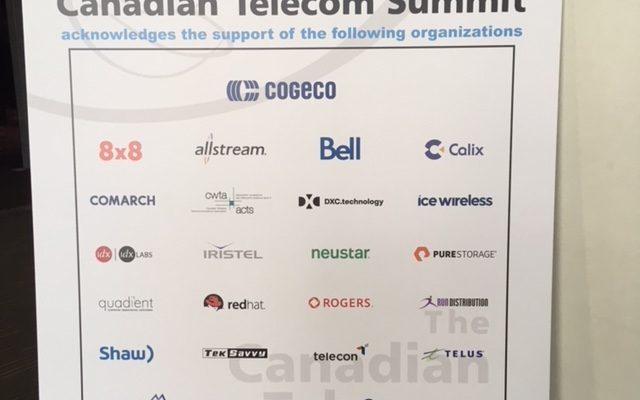 Canadian Telecom Summit – Day 3